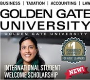 ็Golden Gate University